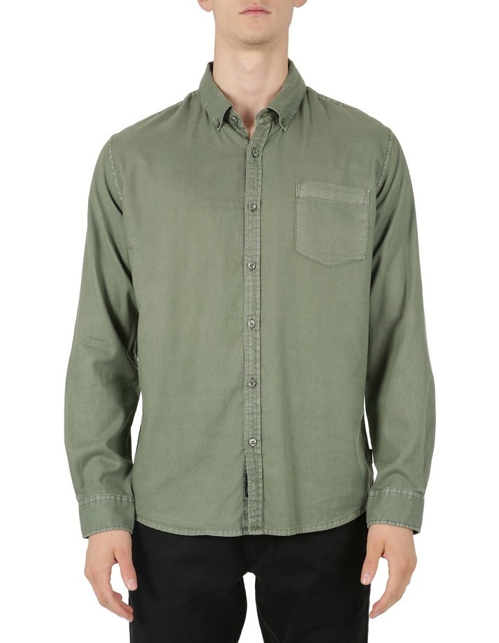 Dane Oxford Ls Shirt image 1
