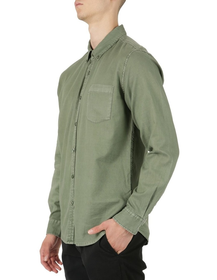 Dane Oxford Ls Shirt image 2