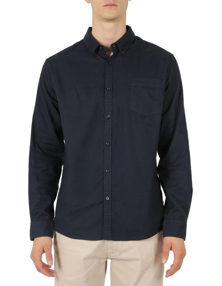 Dane Oxford Ls Shirt image 1