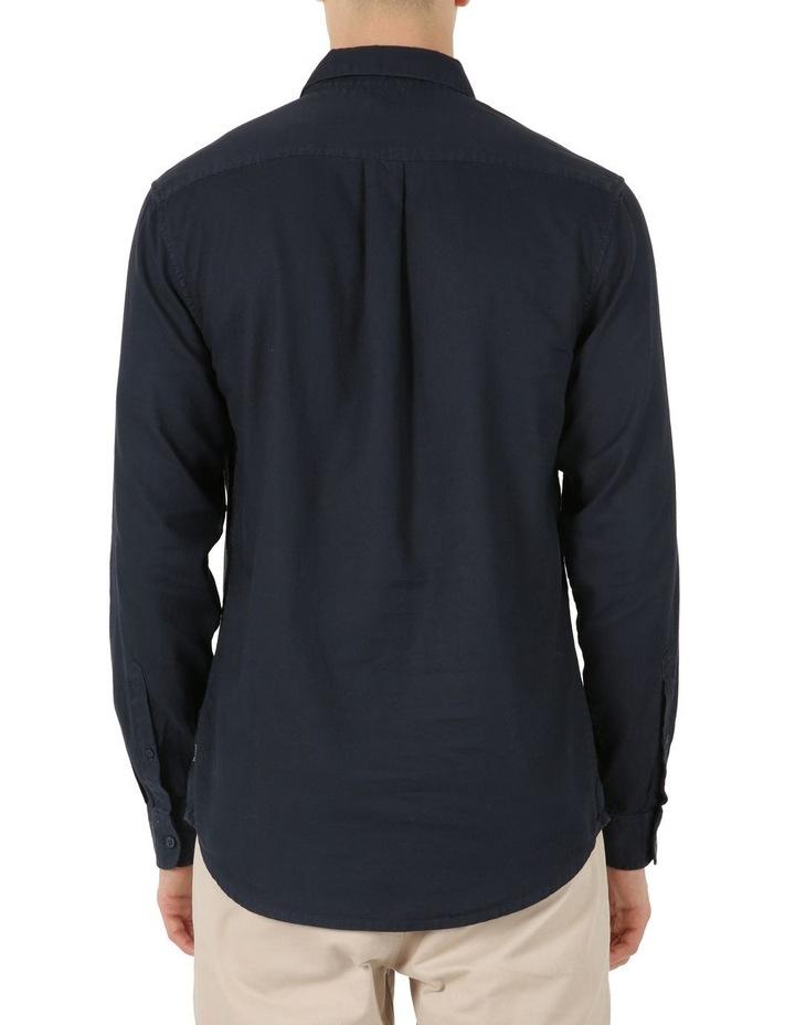 Dane Oxford Ls Shirt image 3