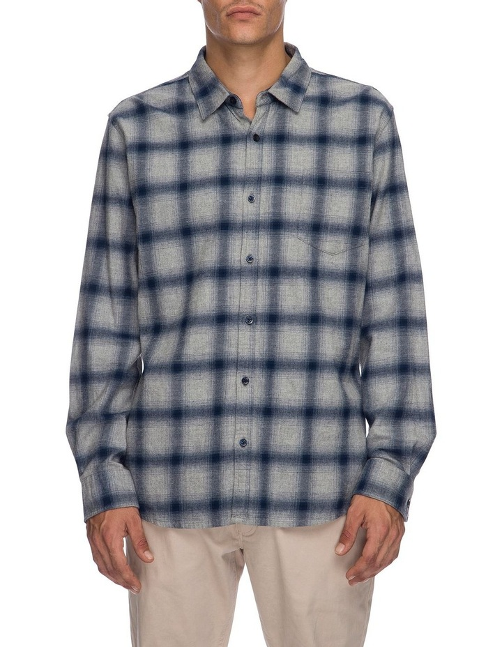 Hiro Flannel Long Sleeve Shirt image 1