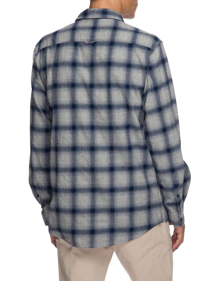 Hiro Flannel Long Sleeve Shirt image 3