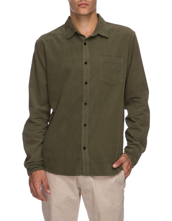 Sora Long Sleeve Cord Shirt image 1