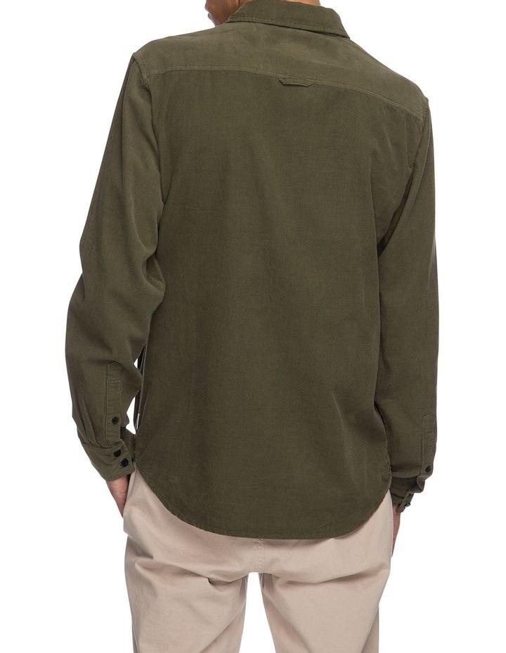 Sora Long Sleeve Cord Shirt image 3