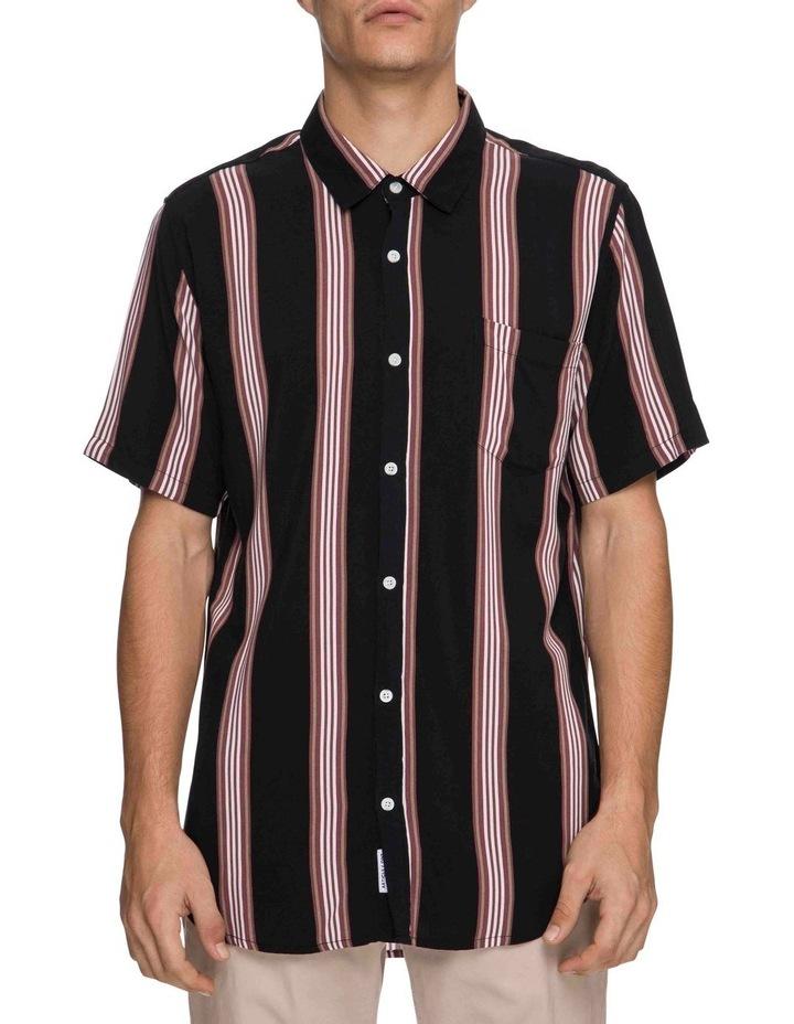 Matias Short Sleeve Stripe Shirt image 1