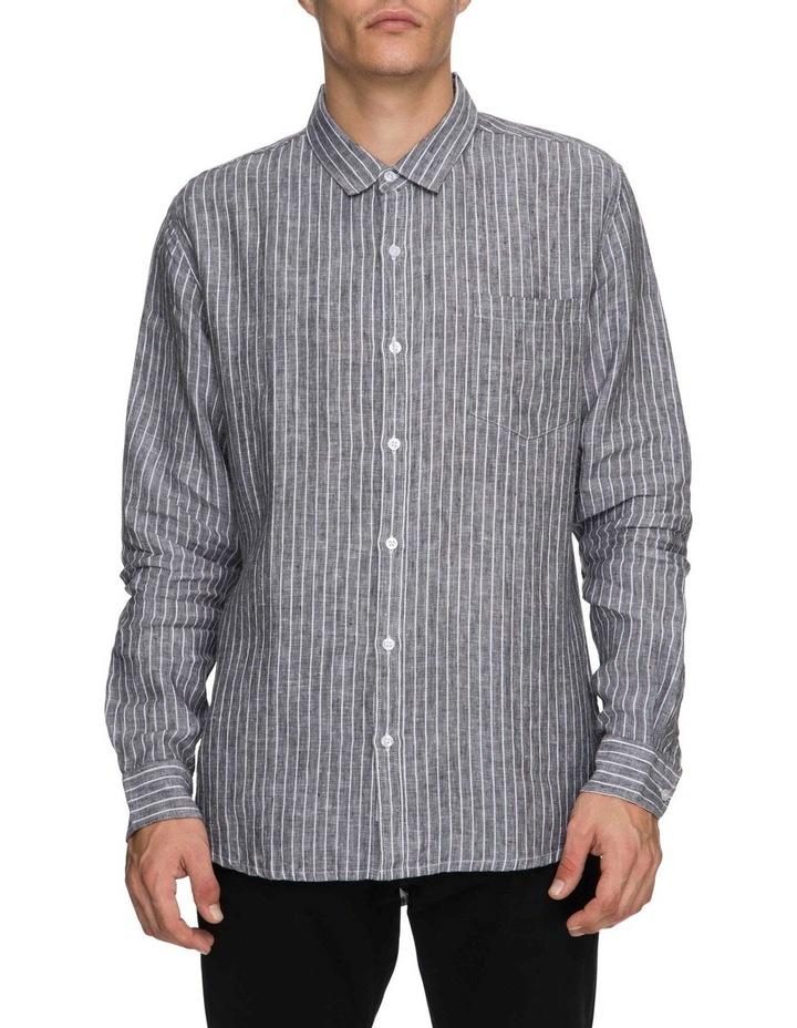 Frankie Linen Long Sleeve Shirt image 1