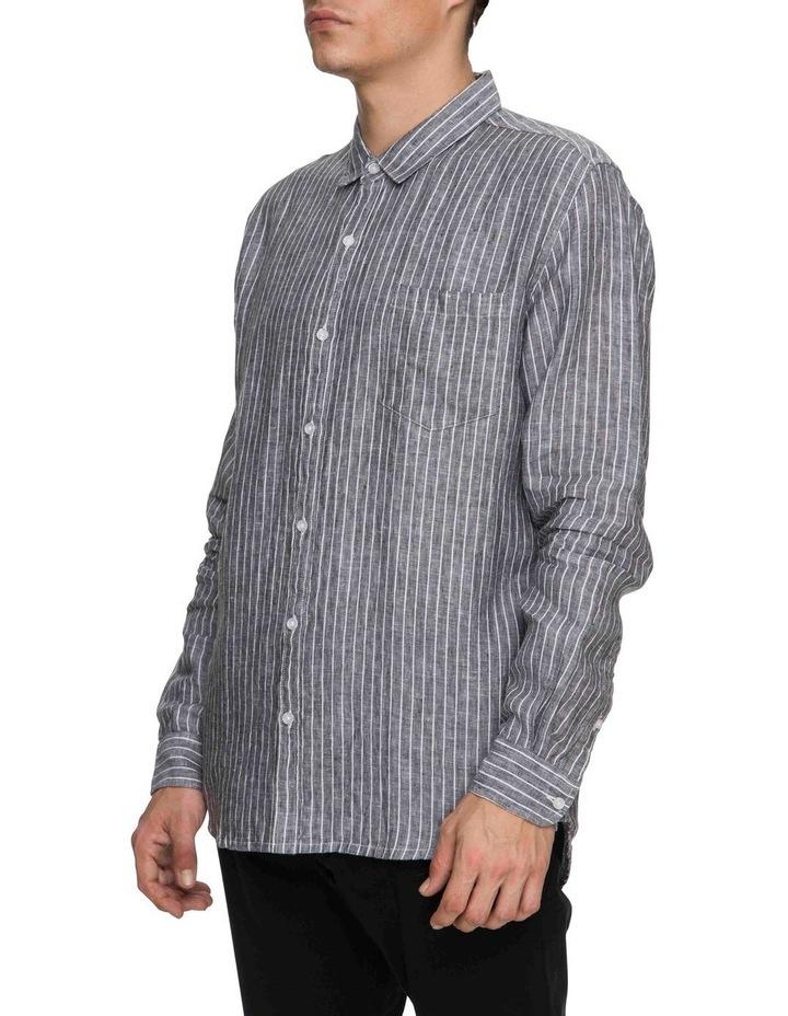 Frankie Linen Long Sleeve Shirt image 2