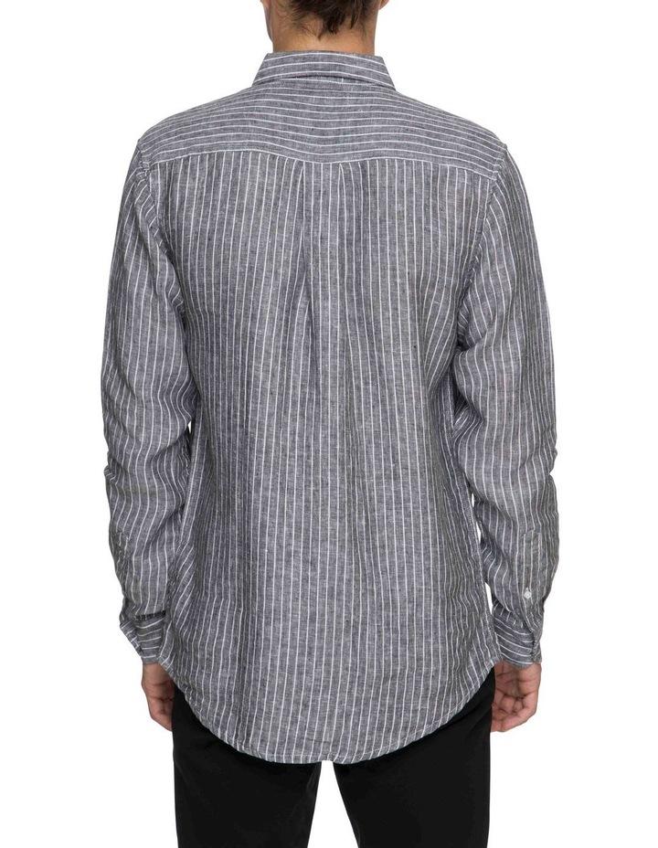 Frankie Linen Long Sleeve Shirt image 3
