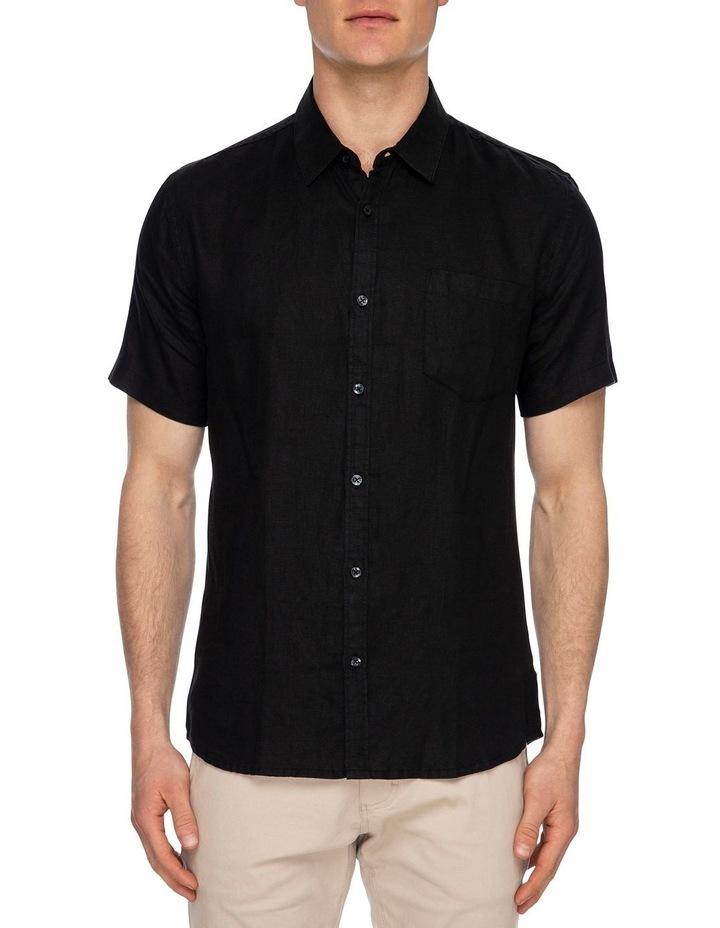 Noosa Short Sleeve Linen Shirt image 1