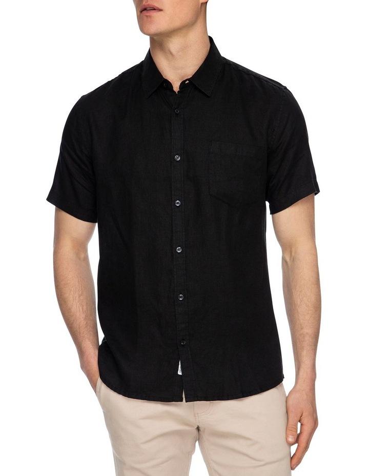 Noosa Short Sleeve Linen Shirt image 4