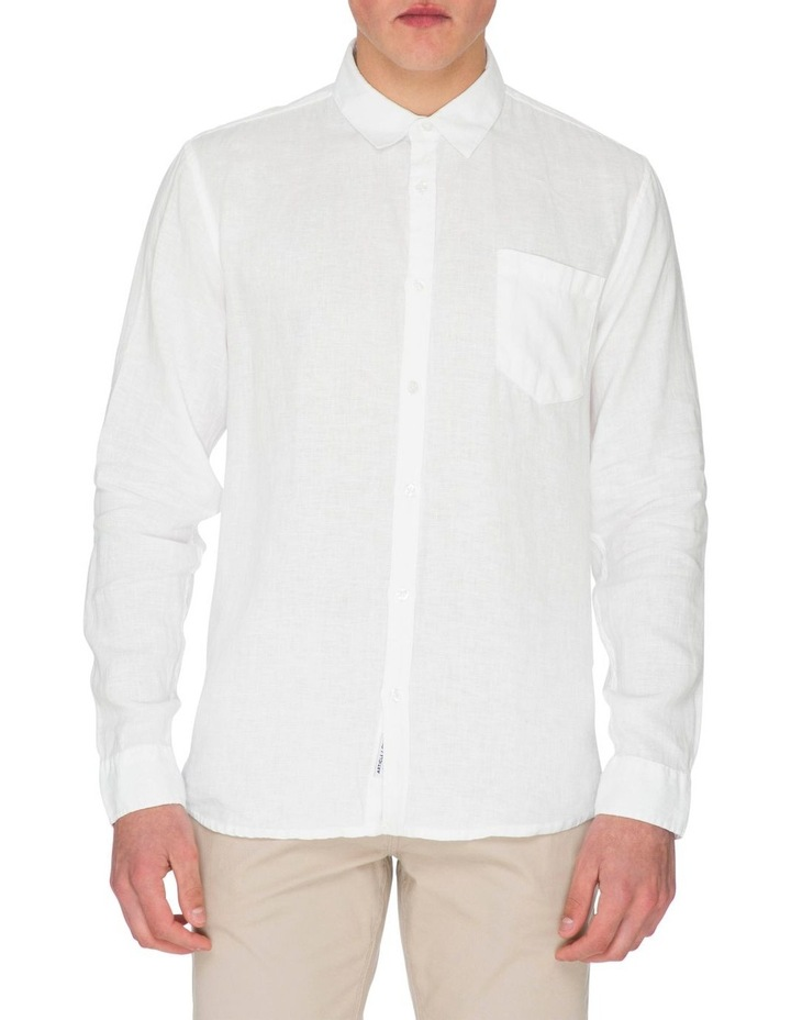 Noosa LS Linen Shirt image 1