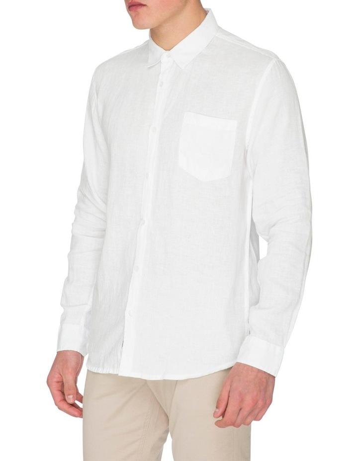 Noosa LS Linen Shirt image 2