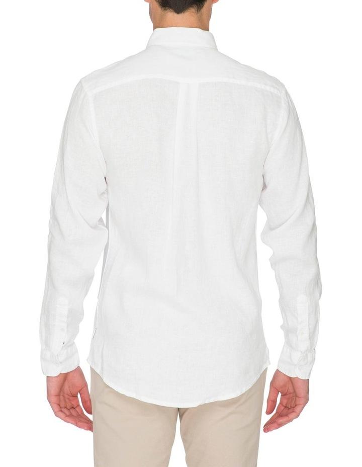 Noosa LS Linen Shirt image 3