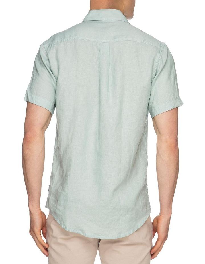 Noosa Short Sleeve Linen Shirt image 2