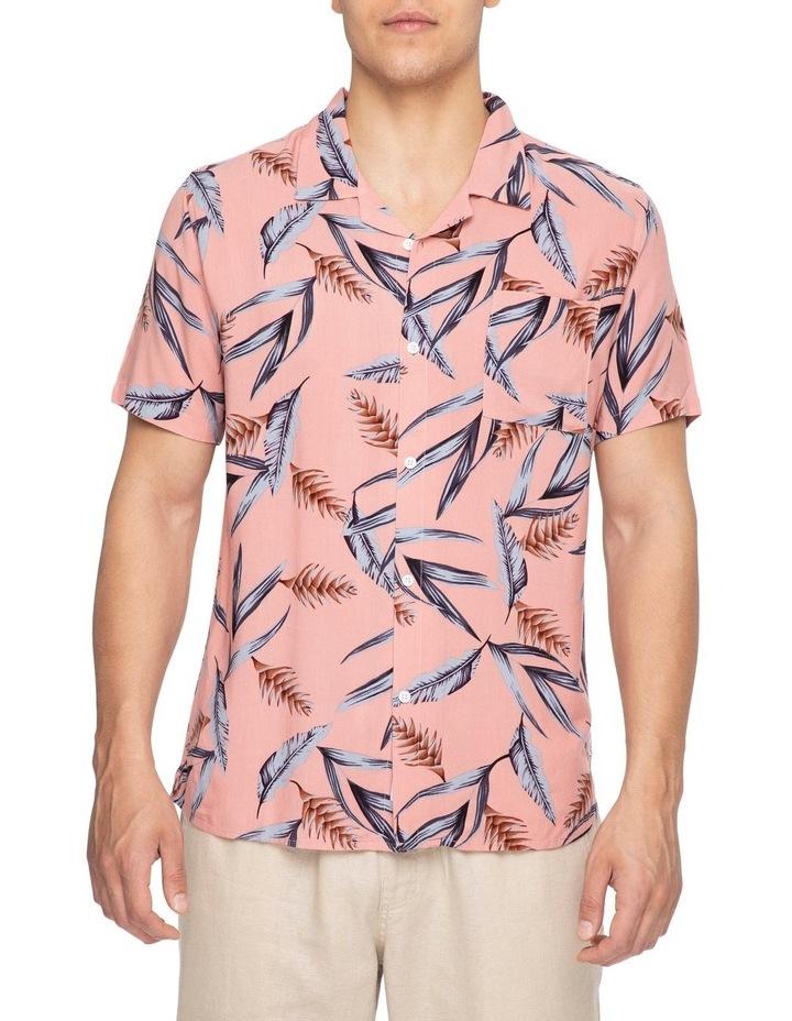 Paradise Beach Short Sleeve Shirt image 1