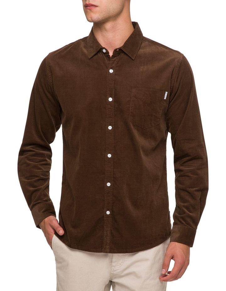 Axel Cord Long Sleeve Shirt image 4