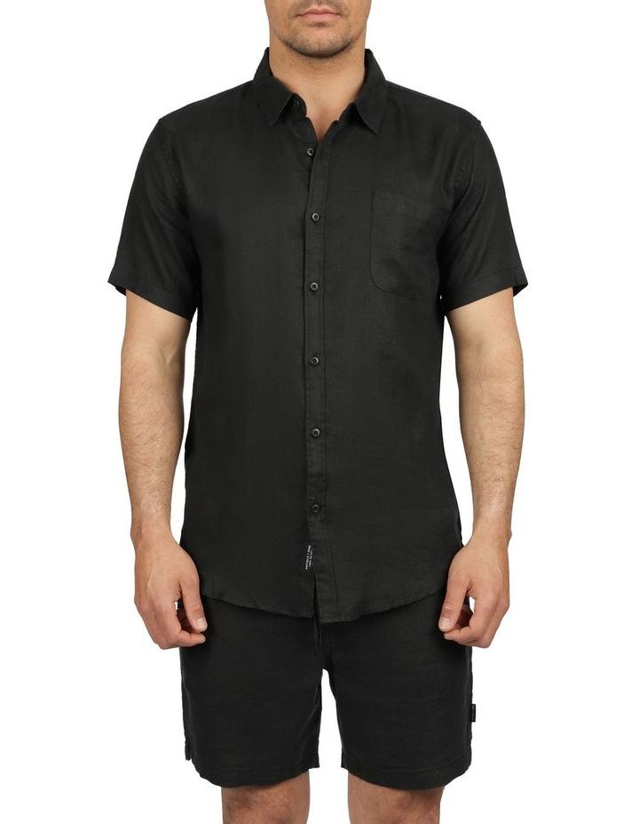 Nelson Linen Short Sleeve Shirt image 1