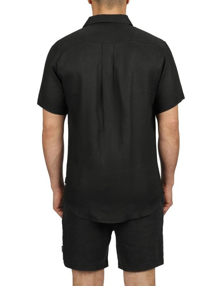 Nelson Linen Short Sleeve Shirt image 3