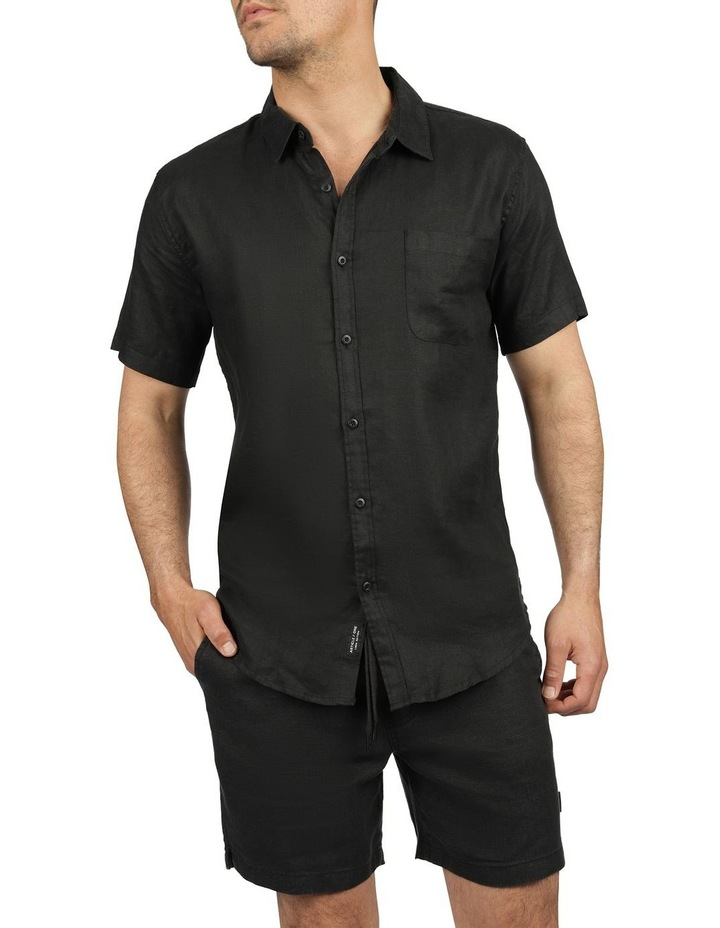 Nelson Linen Short Sleeve Shirt image 4