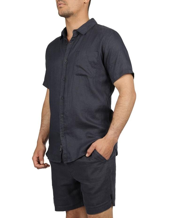 Nelson Linen Short Sleeve Shirt image 2