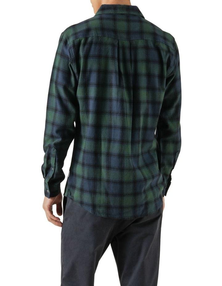 Cyrus Plaid Long Sleeve Shirt image 4