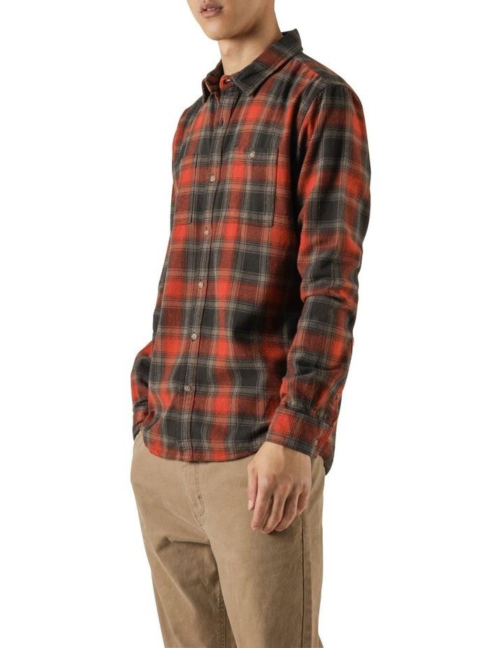 Cyrus Plaid Long Sleeve Shirt image 3