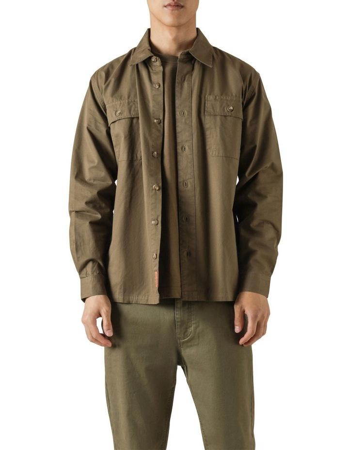Asher Workwear Long Sleeve Shirt image 1