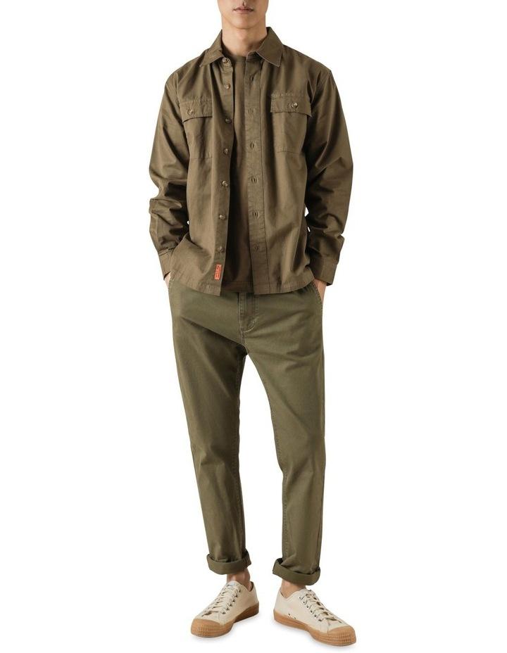 Asher Workwear Long Sleeve Shirt image 2