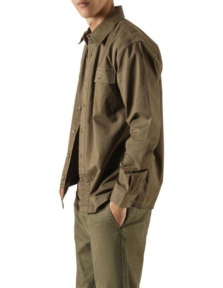 Asher Workwear Long Sleeve Shirt image 3