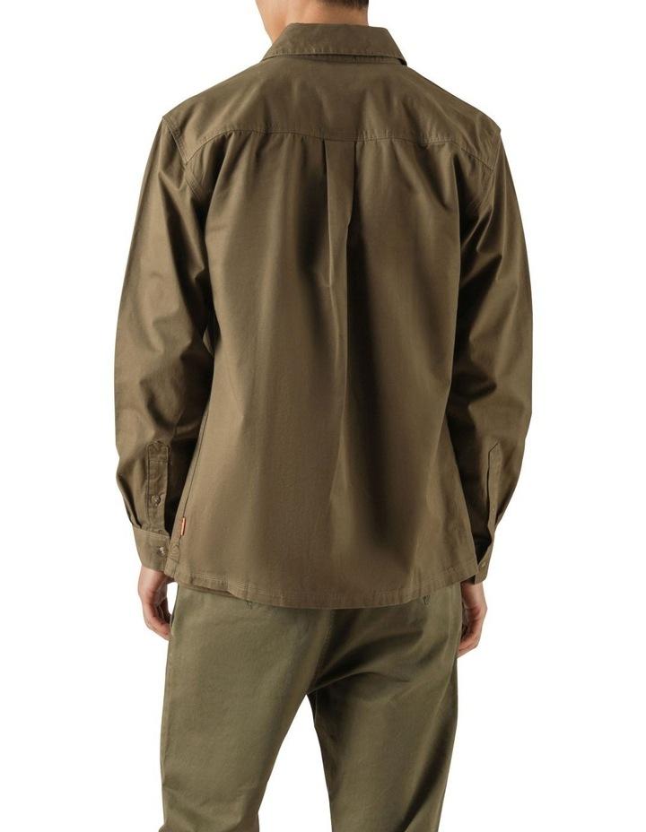 Asher Workwear Long Sleeve Shirt image 4