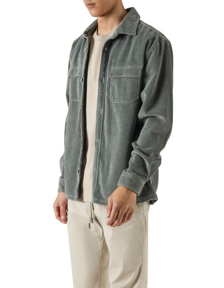 Amari Cord Overshirt image 3