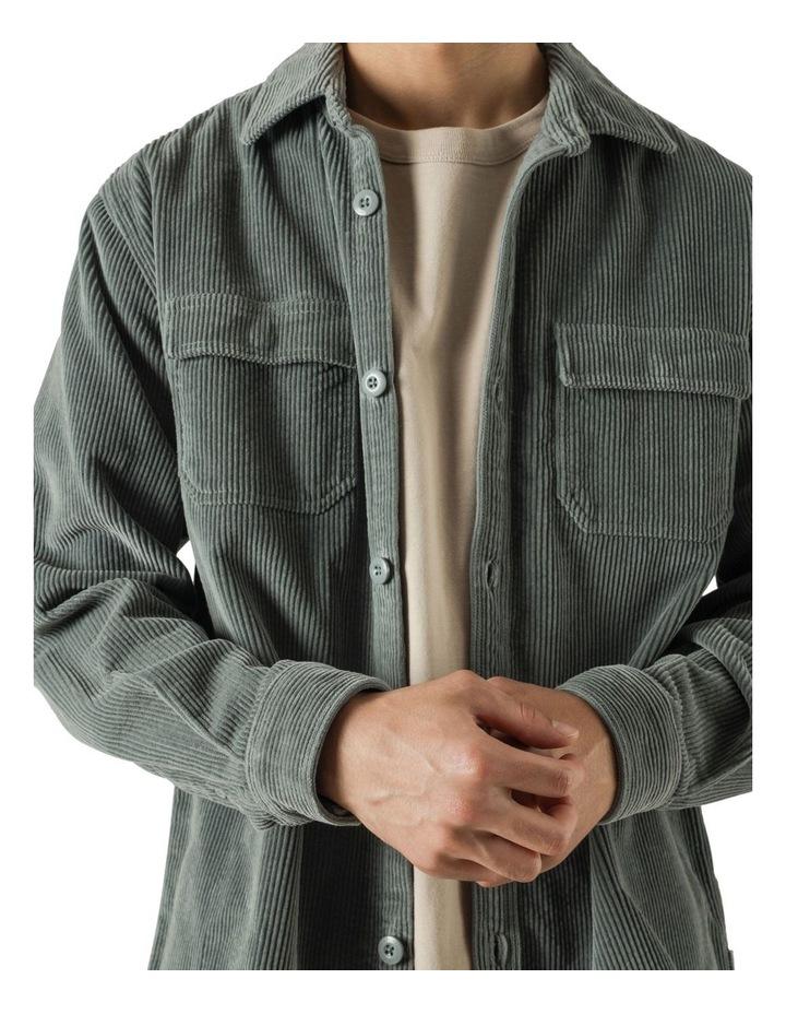 Amari Cord Overshirt image 5