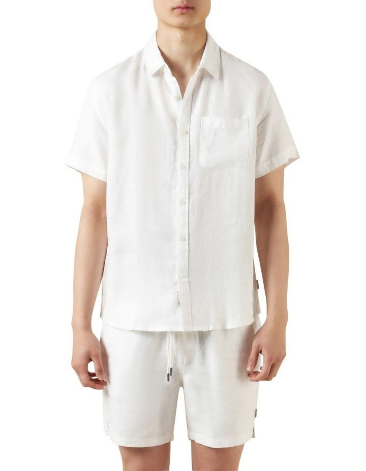 Nero Linen Shirt image 1