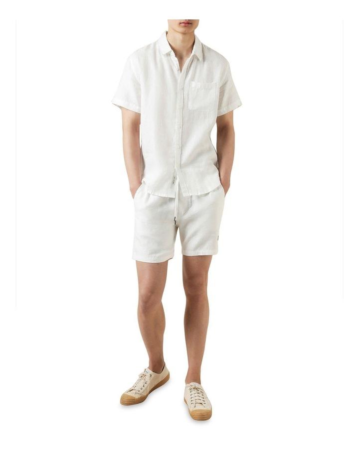 Nero Linen Shirt image 2