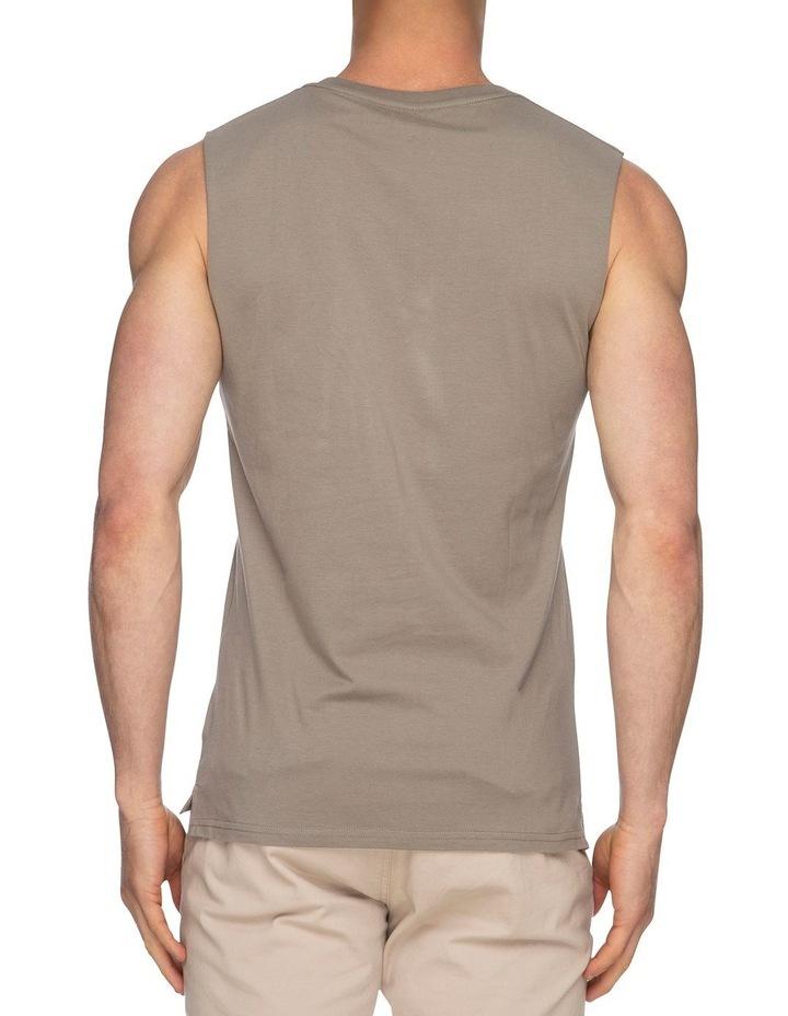 Plain Muscle Singlet image 3