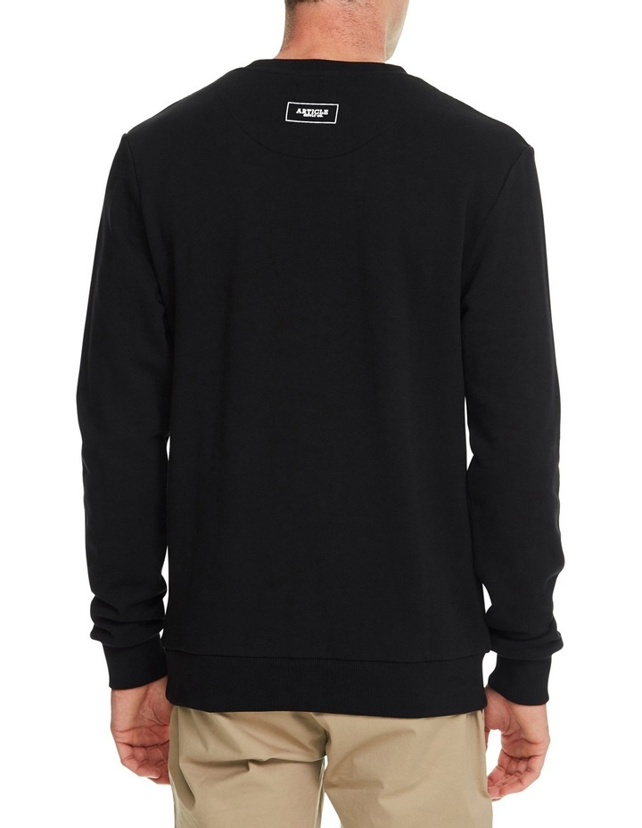 Think Box Fleece Crew image 3