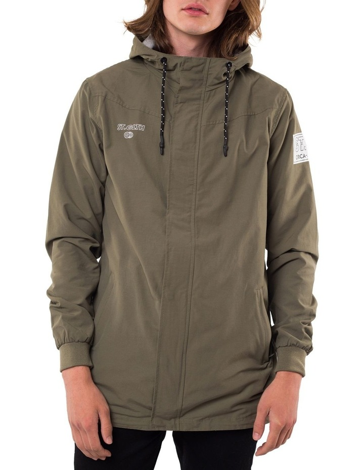 Covert Hoded Jacket image 1