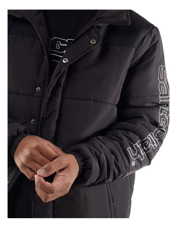 Overtake Jacket Black image 5