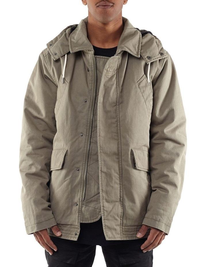 Barrier Jacket Khaki image 2