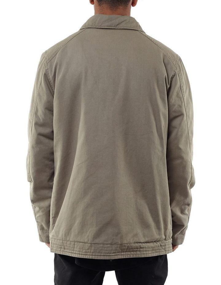 Barrier Jacket Khaki image 3