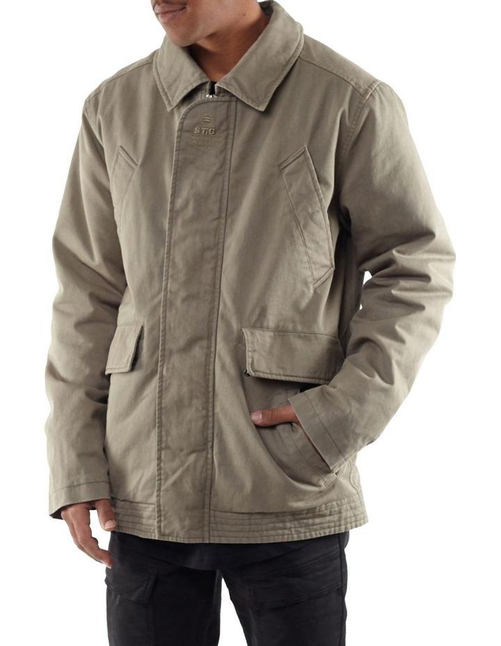 Barrier Jacket Khaki image 4
