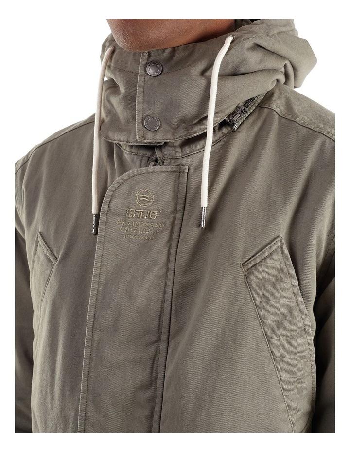 Barrier Jacket Khaki image 5