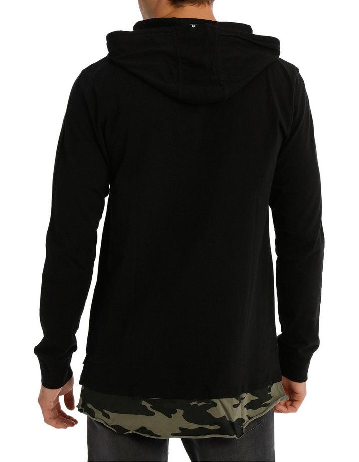 Milltimber Hooded Long Sleeve Tee image 3