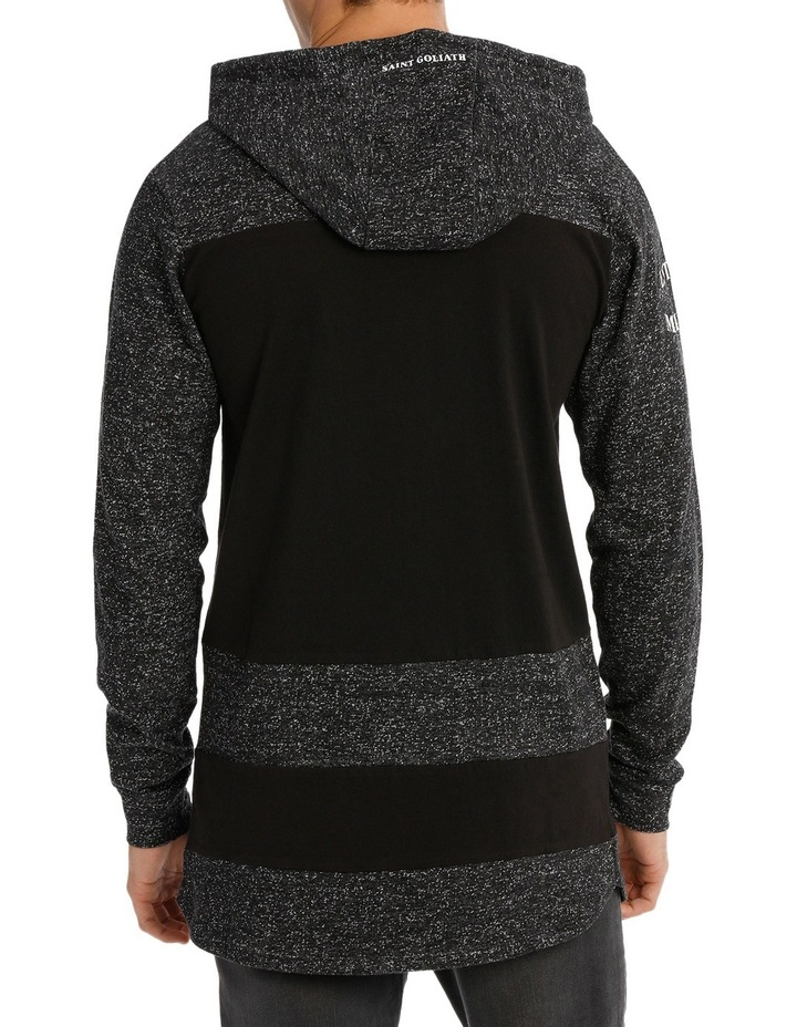 Gatwick Hooded Long Sleeve Tee image 3