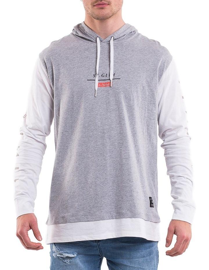 Proffer Long Sleeve Hooded Tee image 1