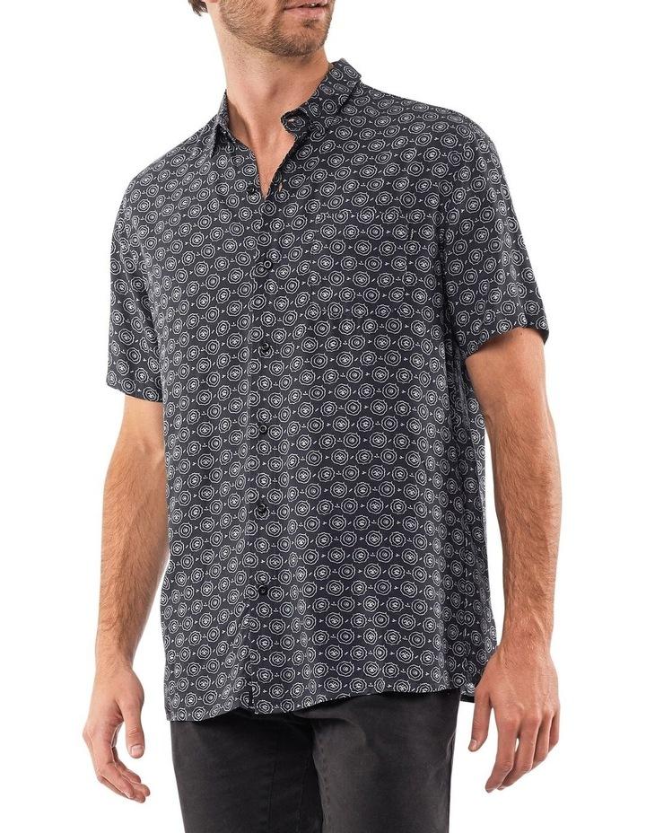 Questro Shirt Navy image 2