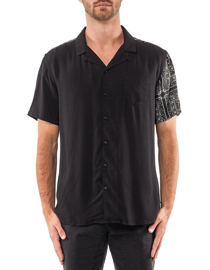 Bandana S/S Shirt  Black image 1