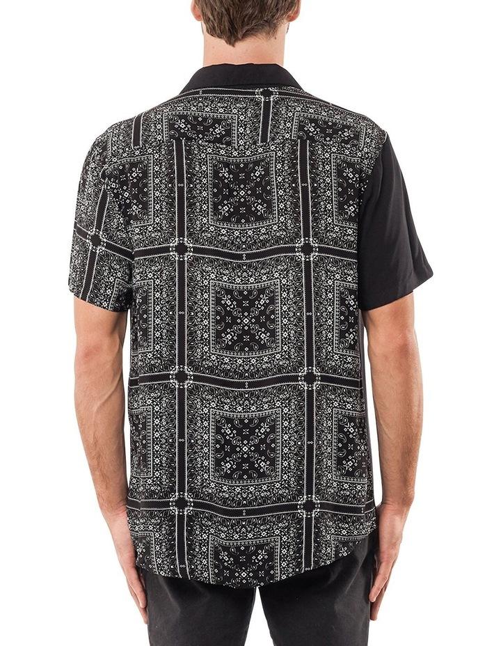 Bandana S/S Shirt  Black image 2