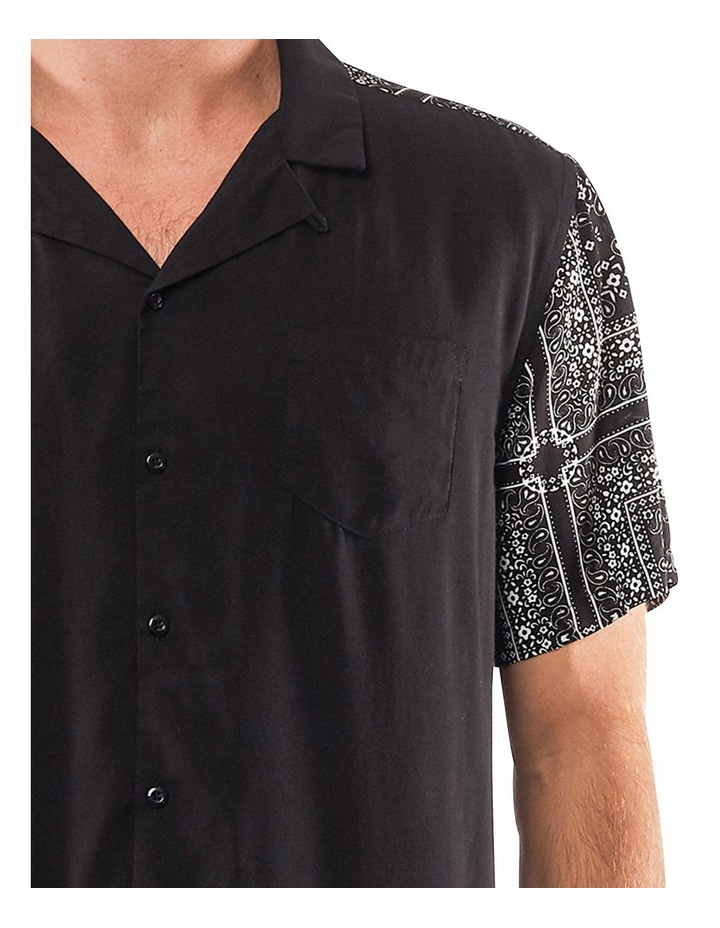 Bandana S/S Shirt  Black image 3