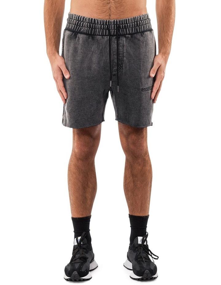 ES Fleece Short Black image 1